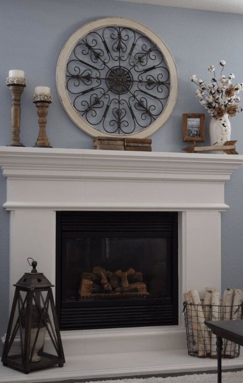 How-to-create-a-Country-Fireplace-Display