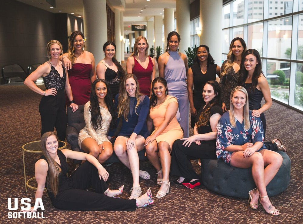 In May, USA Softball had our Gold Gala fundraiser in Oklahoma City.