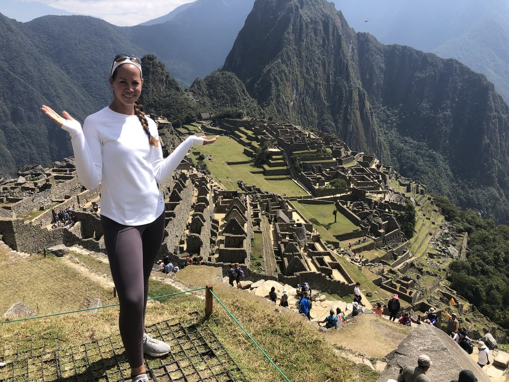 If Machu Picchu interests you at all, you need to make the trip to go!!