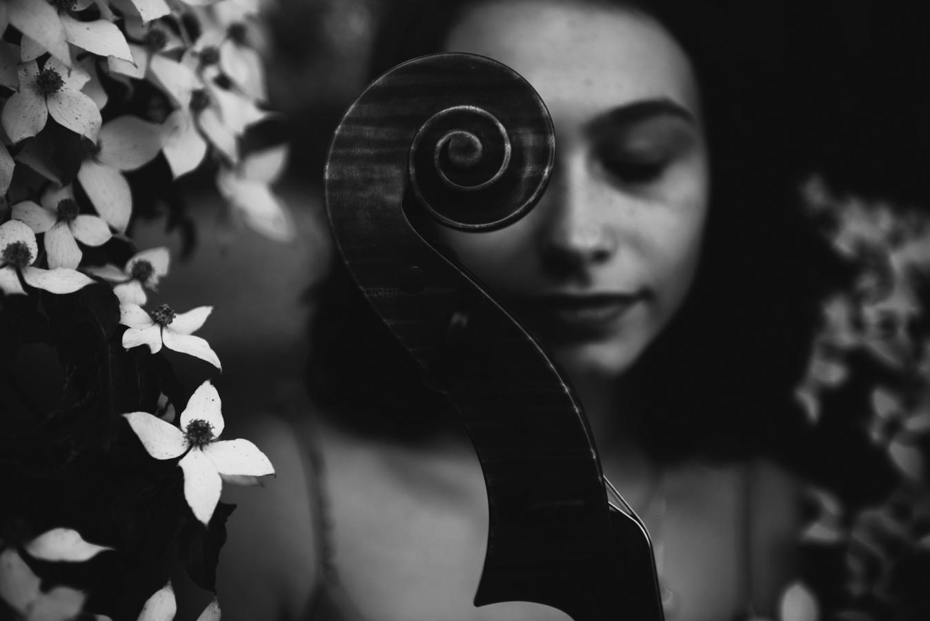 Senior Portrait Photography Virginia Ella LaRue Photography