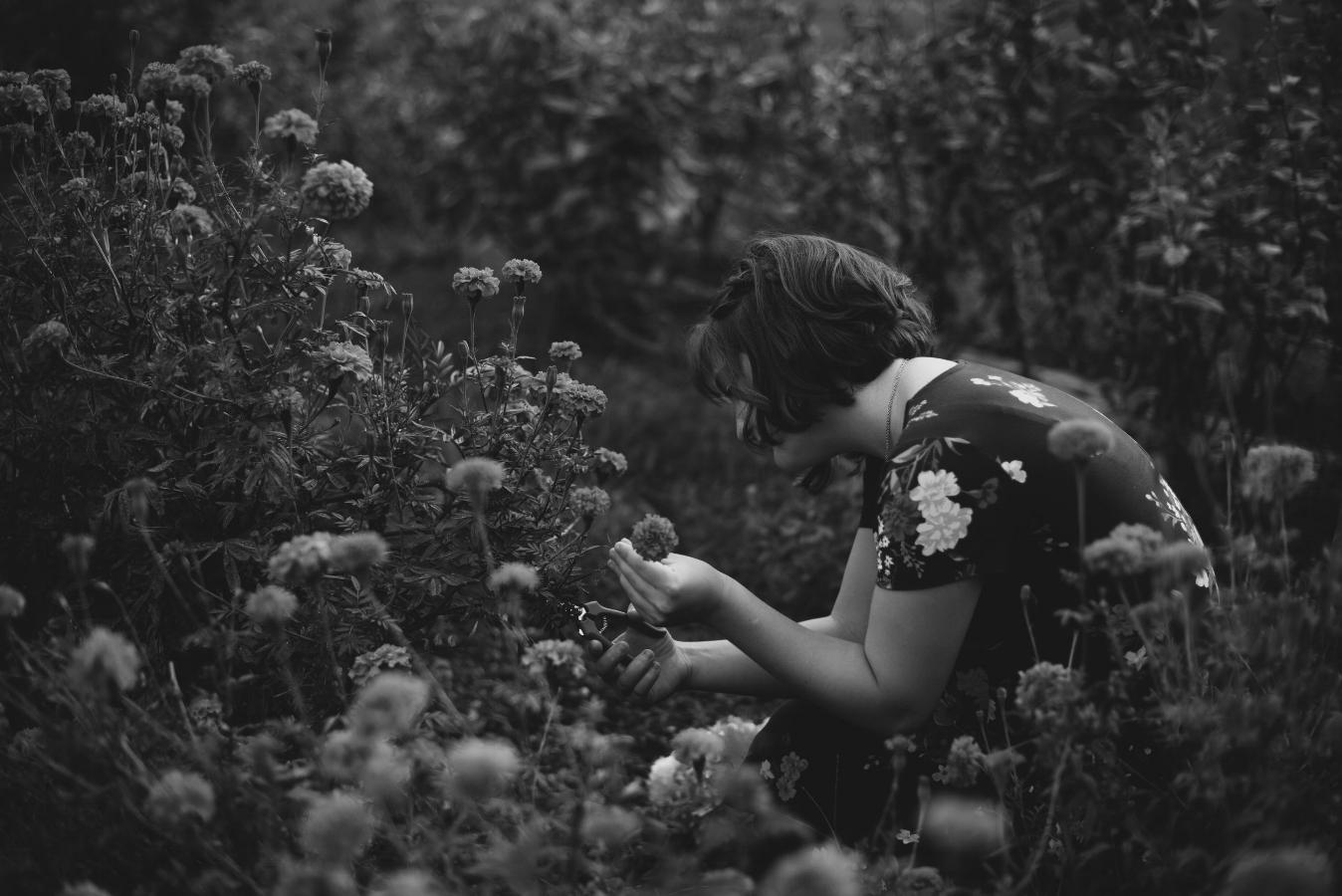 Senior Portrait Photography Virginia Jess LaRue Photography Elizabeth Anders