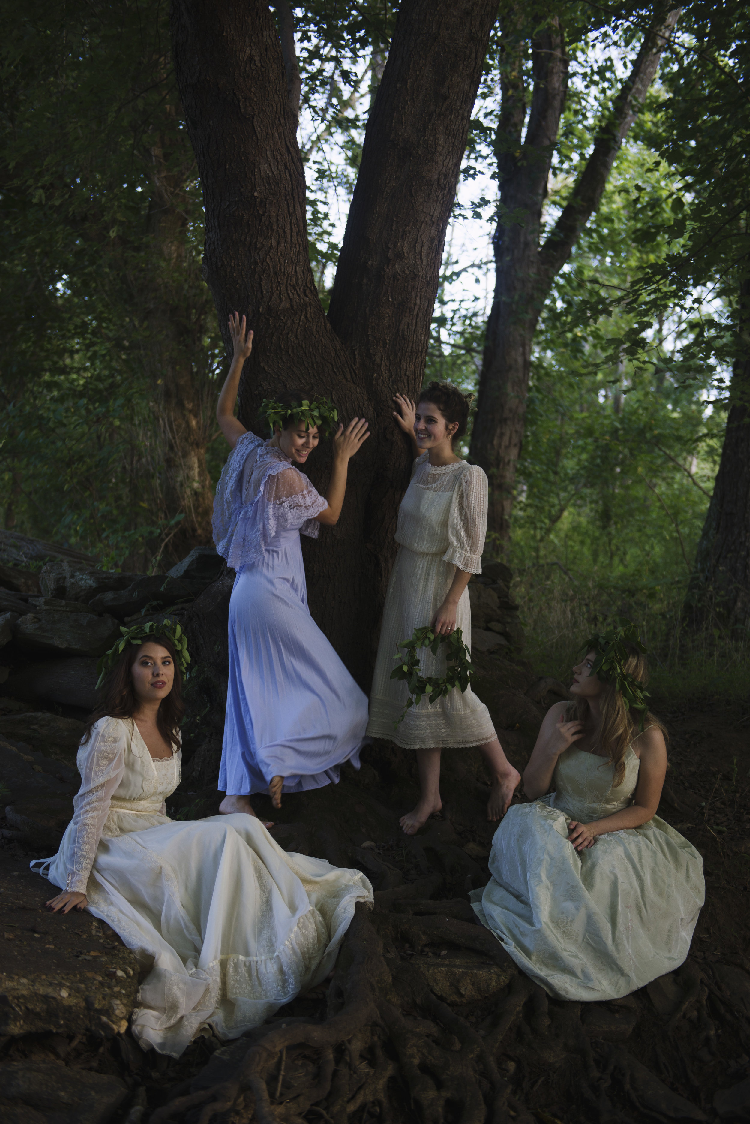 LaRue photography fairytale photography fine art dryads fairy magic northern photographer