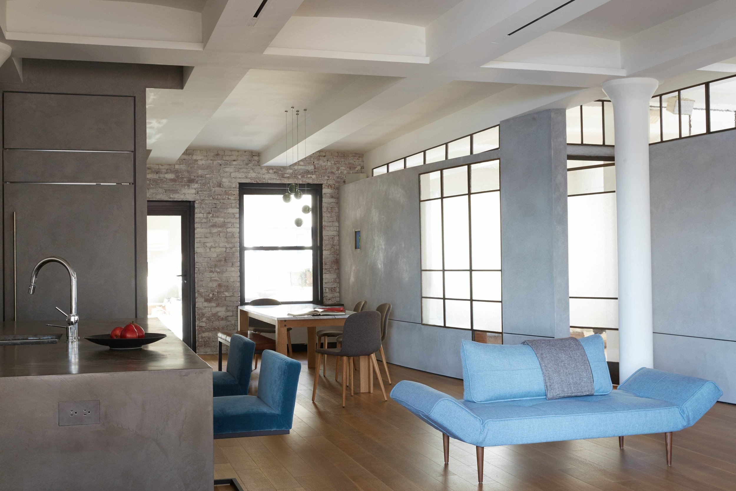 west village looking toward dining and bedrom glass walls.jpg
