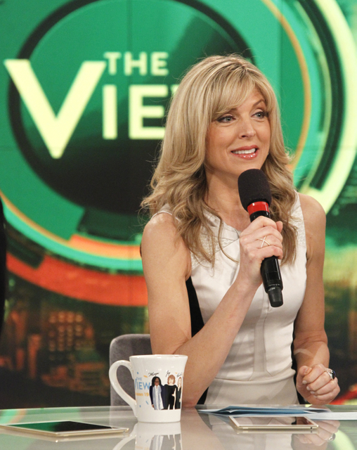 Co-Hosting The View