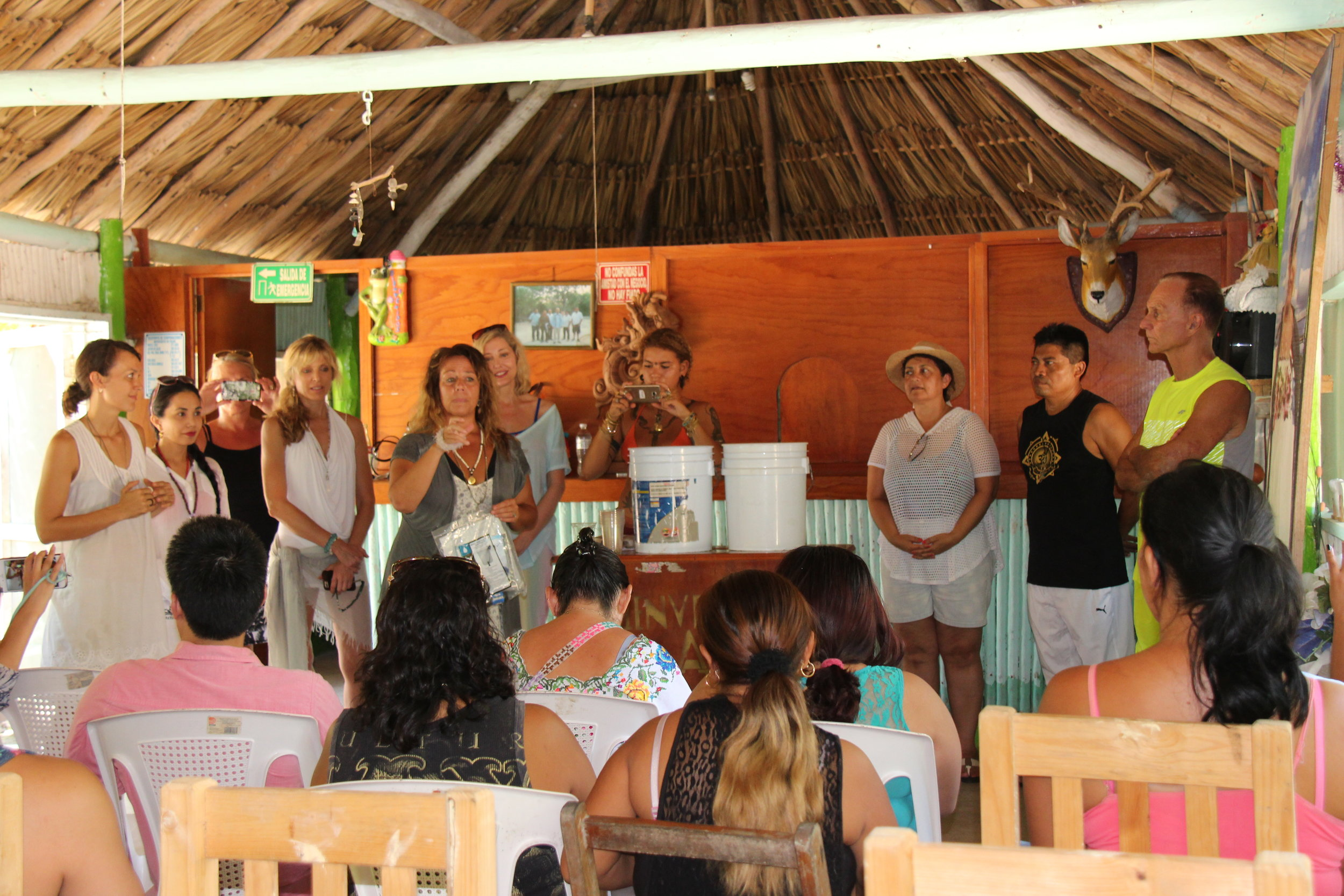 Life Source Retreats Water Distributions at Dos Palmas with Marla Maples Dr Tess Mauricio Rico Kate Michelle Young Avelino.JPG