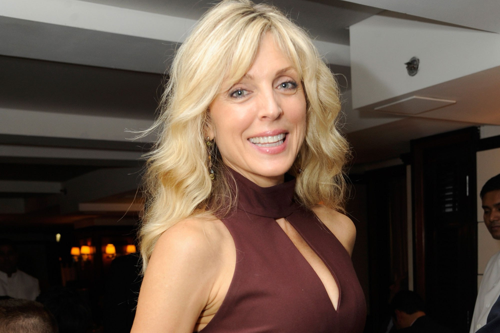 Marla Maples Launches Lifestyle Website  - People Magazine