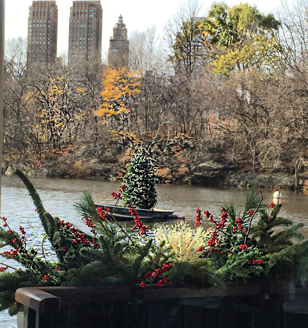 Boathouse Central Park