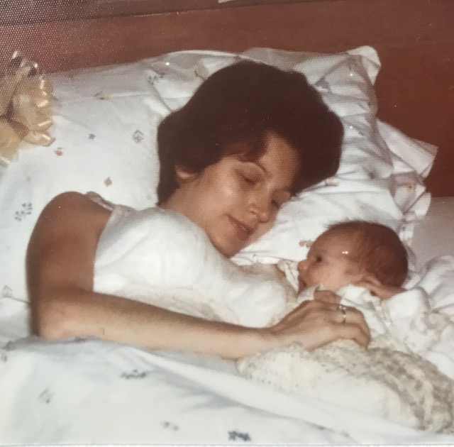 Remembering Mom💕 - 💕A mothers love is always with you.💕 I awoke just before sunrise this morning feeling mom's presence. She had been with me in my dreams but when I awoke my heart was heavy, longing to have a conversation with her now in this awake state. I reached out to a friend who just lost her father and we shared soulful conversations about the gifts they each gave us and the peace they have now. I took time in silence with a quiet meditation, but still I missed my mom... Then I chose to take a long walk in the cold freezing day and found myself in a neighboring school running the bleacher steps, like I did when I was young and In that moment I could feel mom smiling & having a giggle along with me. 😊 So I re-commit to live this life fully… And embrace all the love around us both of this world and in the heavens… And honor those who have moved on by finding our joy, sharing love without fear and remembering that life is meant to be fun! #motherslove#AnnLocklearMaples born Jan 29, 1940
