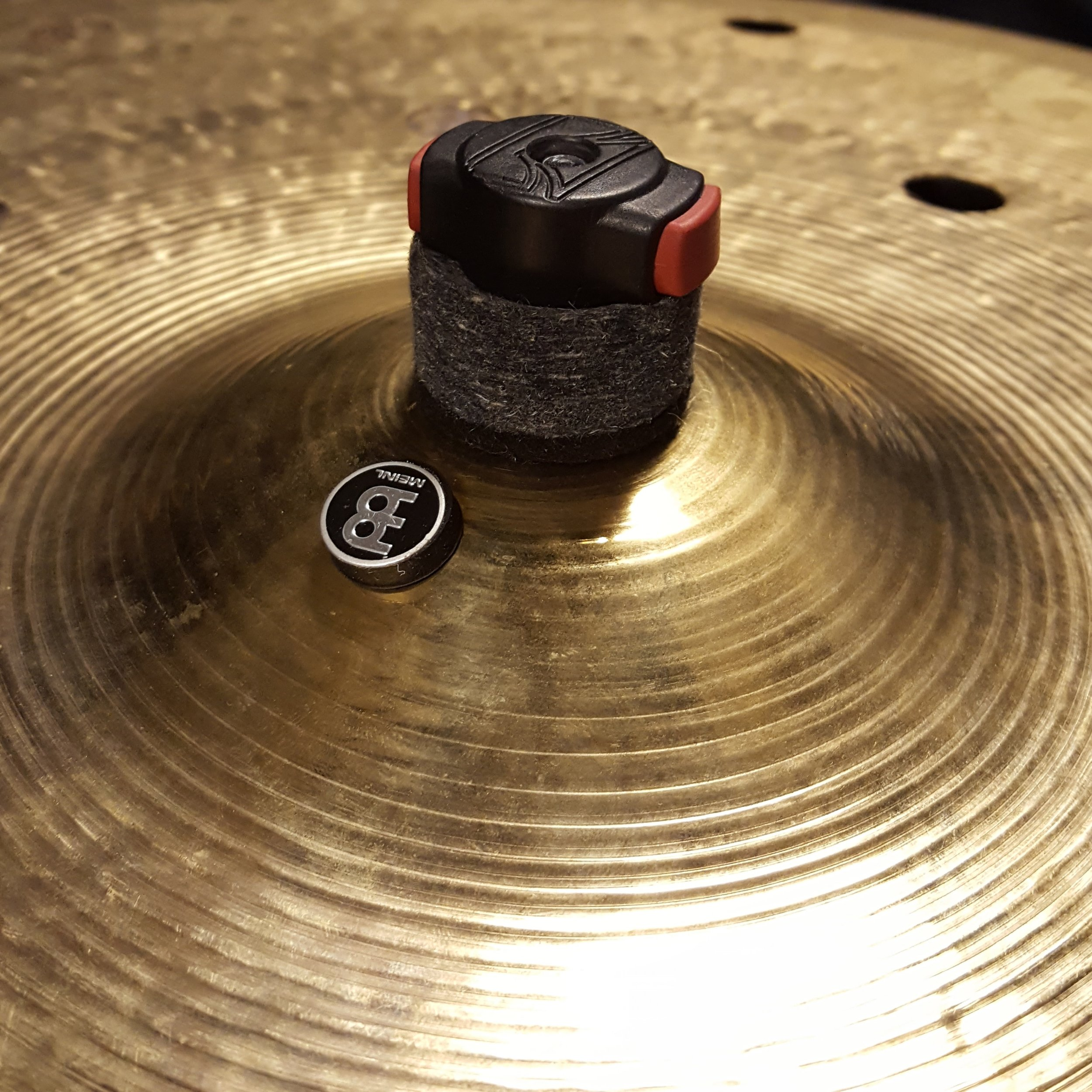 Meinl Cymbal Tuners.