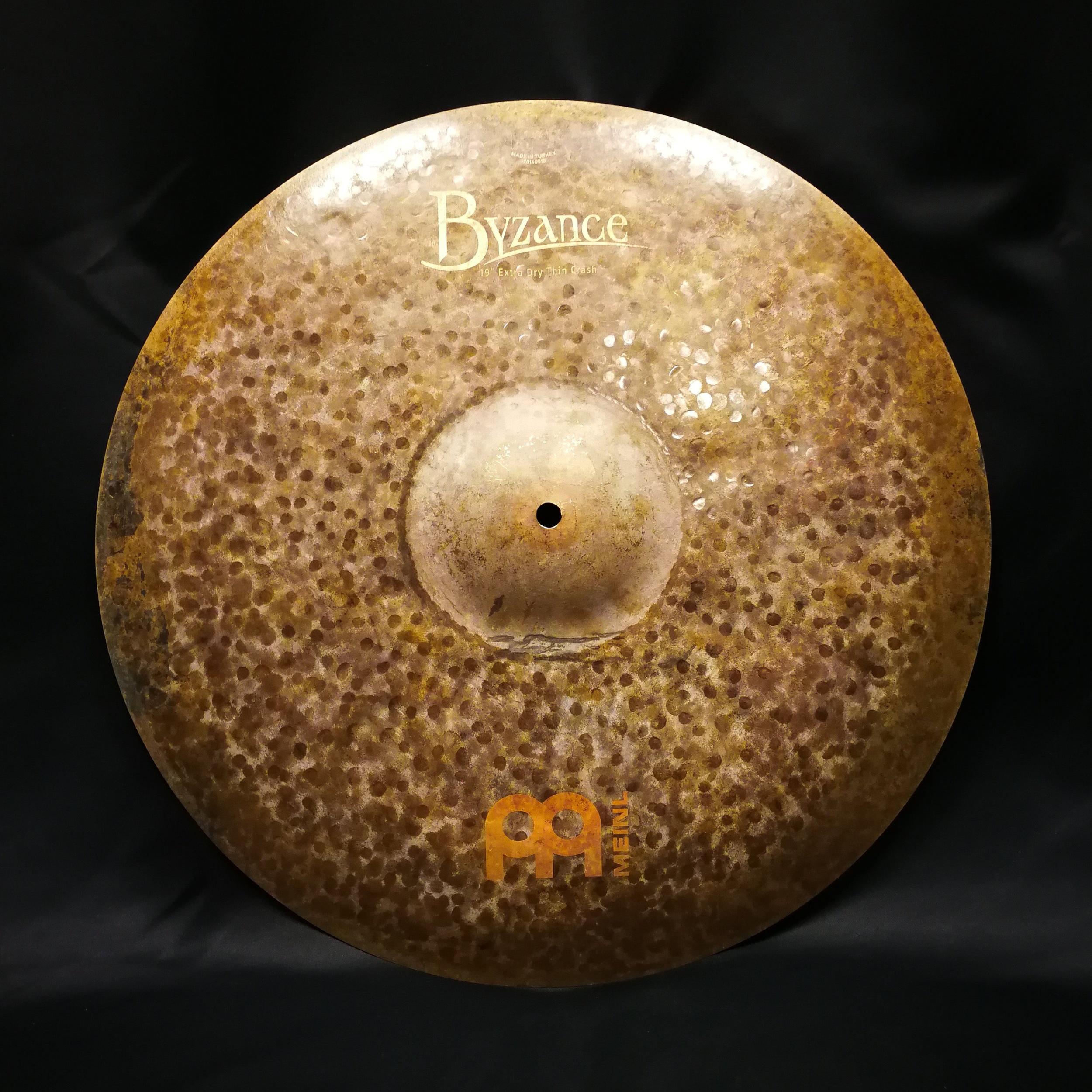 "19"" Byzance Extra Dry Thin Crash"