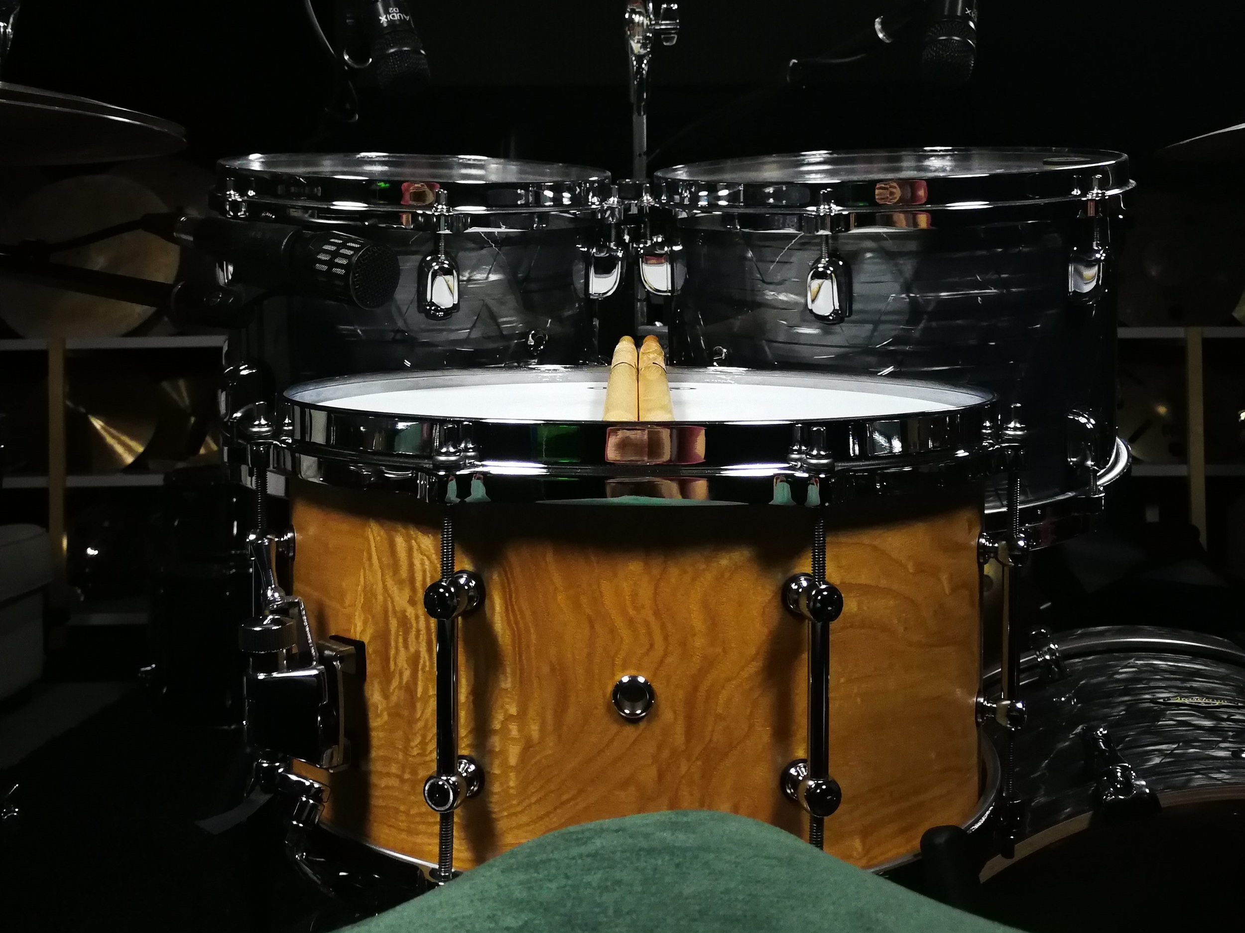 13x7 Tama SLP G-Maple Snare.