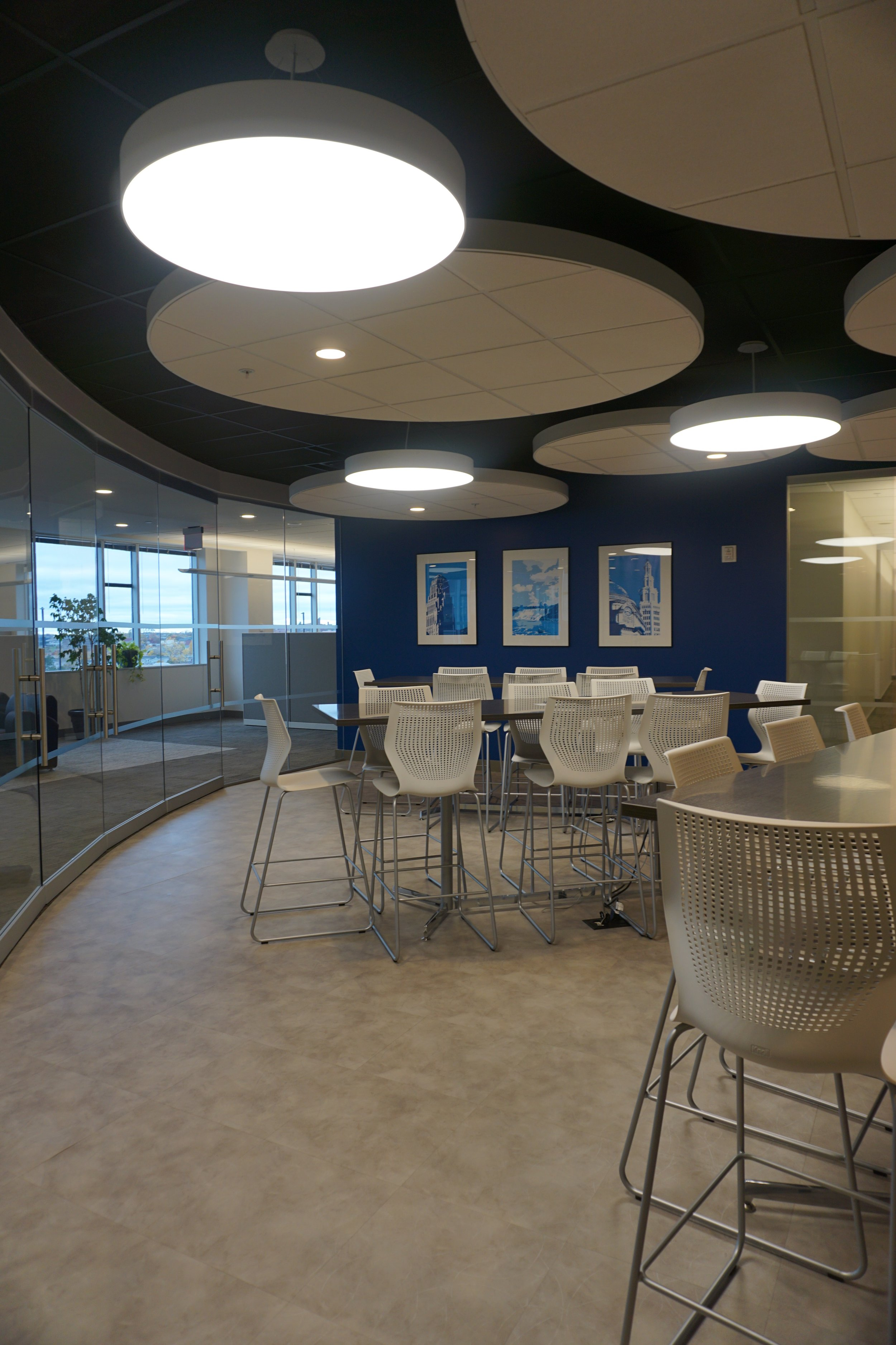 Buffalo Niagara Partnership offices in Buffalo