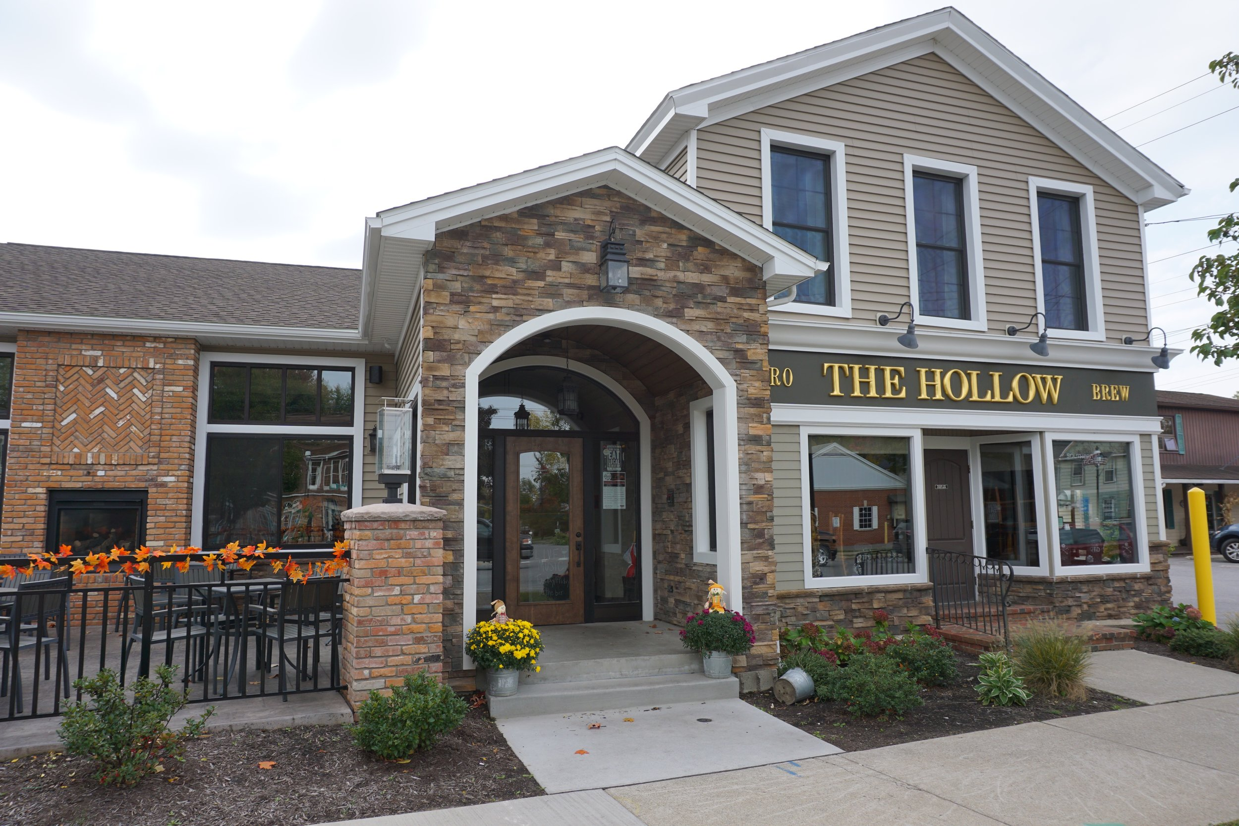 The Hollow Bistro in Clarence Center