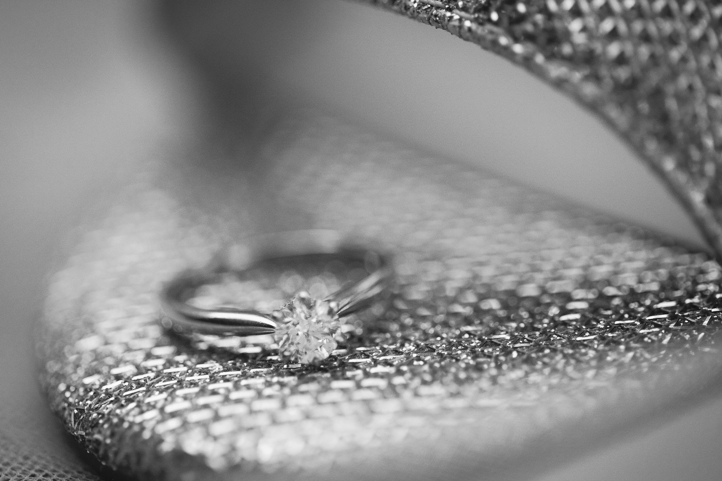 Engagement Ring Detail