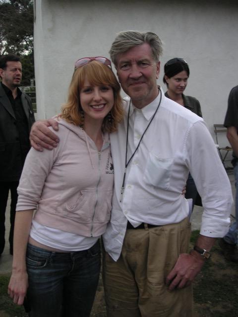 Terryn and David Lynch