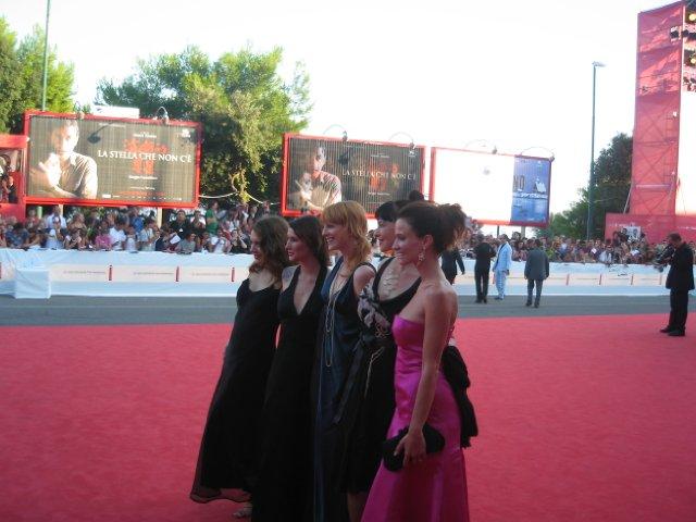 "Venice Film Festival with ""Inland Empire"""