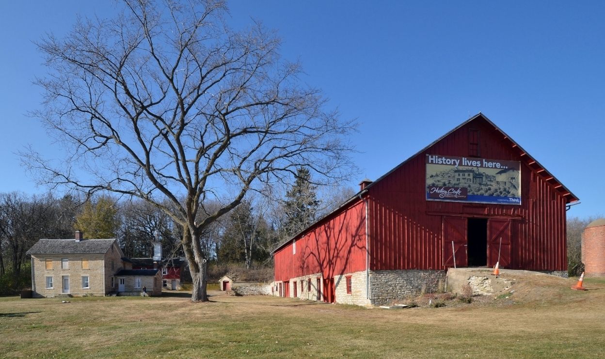 Stoppel Farmstead                                                                       Historic Structures Report