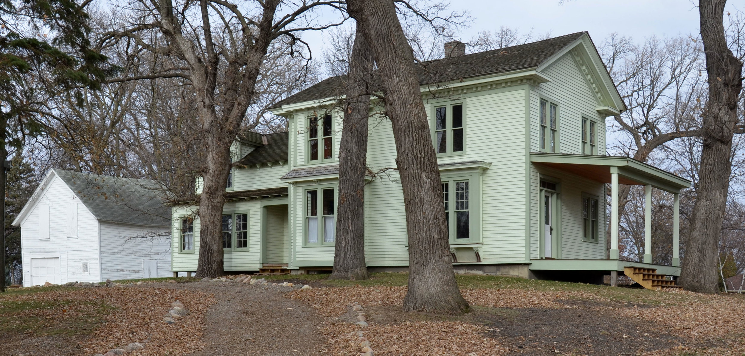 Harrington-Merrill House                                                              Historic Structure Report