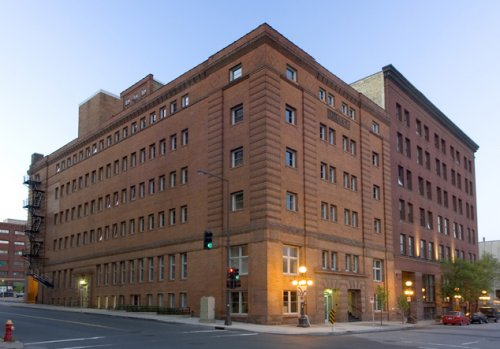 Crane Ordway Building                                                                 Historic Rehabilitation Tax Credit Application