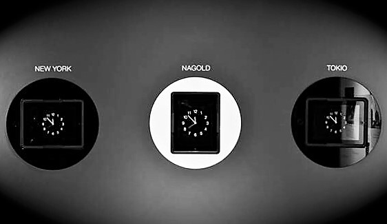 Display Different Time Zones with the Loop