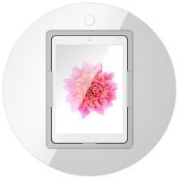 ViverooUSA Loop Rotating iPad Mount in Clear White
