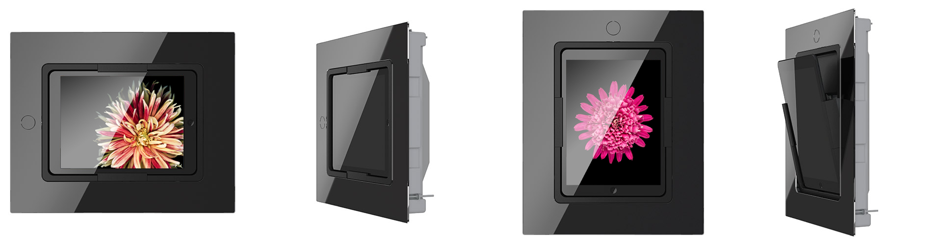Square iPad Mount and iPad Dock