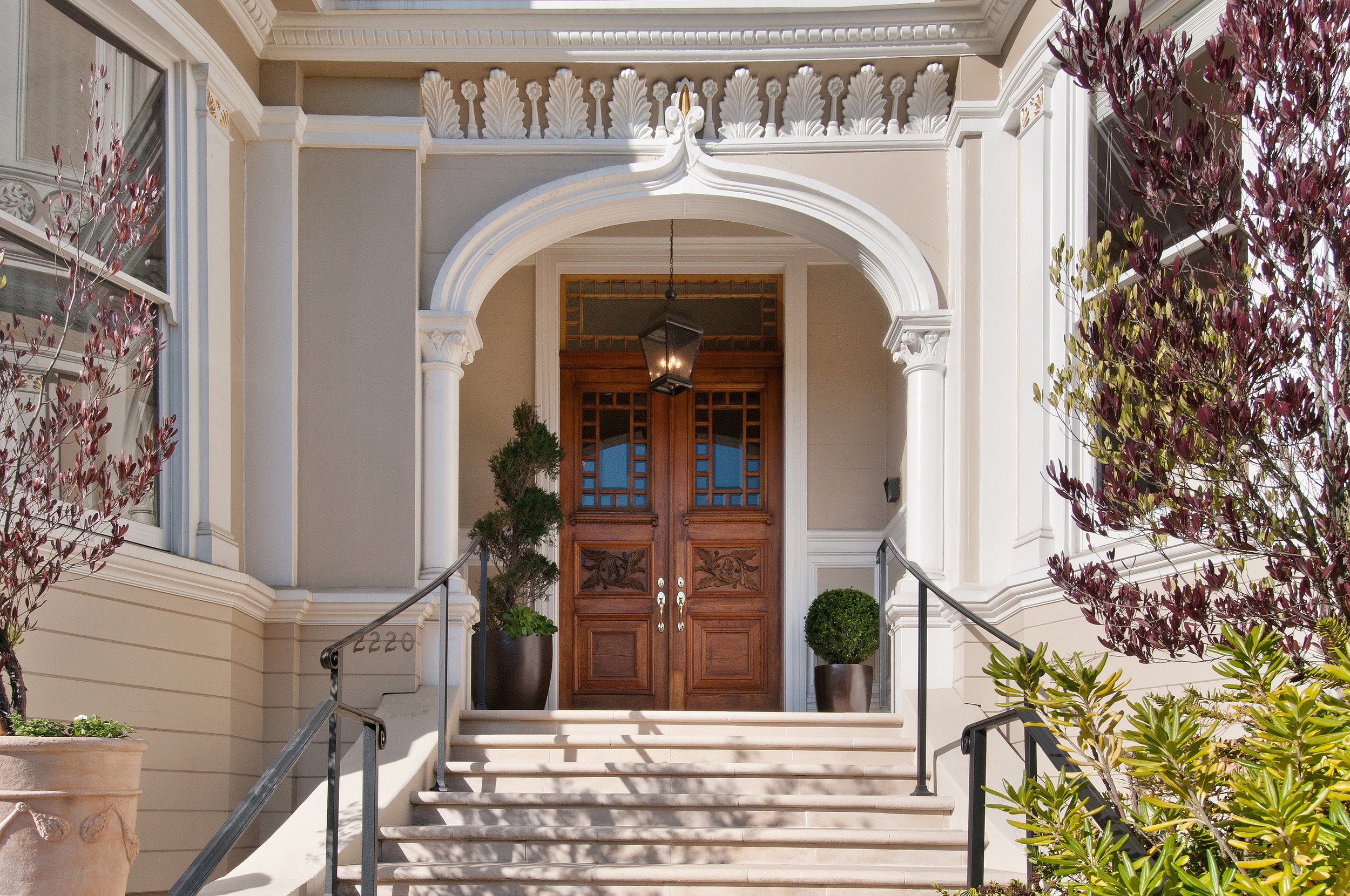 Pacific Heights Queen Anne 2200 Sacramento - $4,300,000