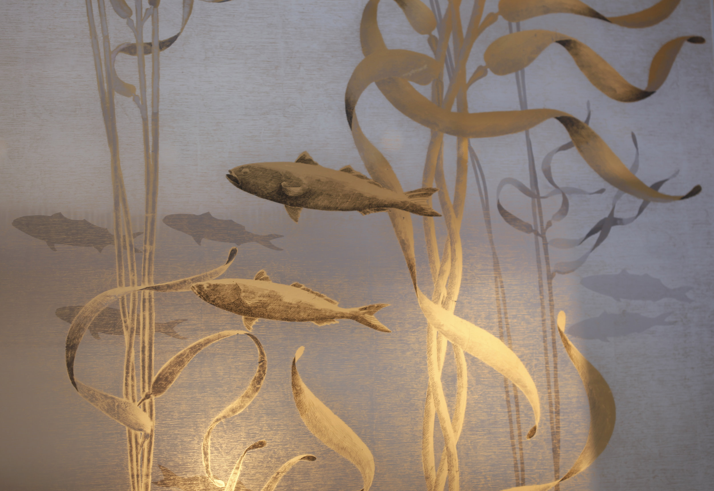 #2_SCHOOL OF FISH EGLOMISE GLASS MURAL_VILLAFRANCA STUDIO.jpg