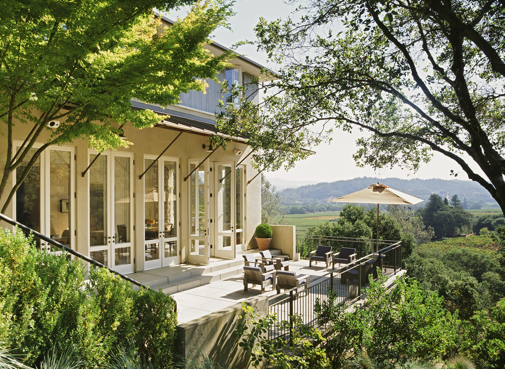 BURWELL HOUSE  SONOMA COUNTY