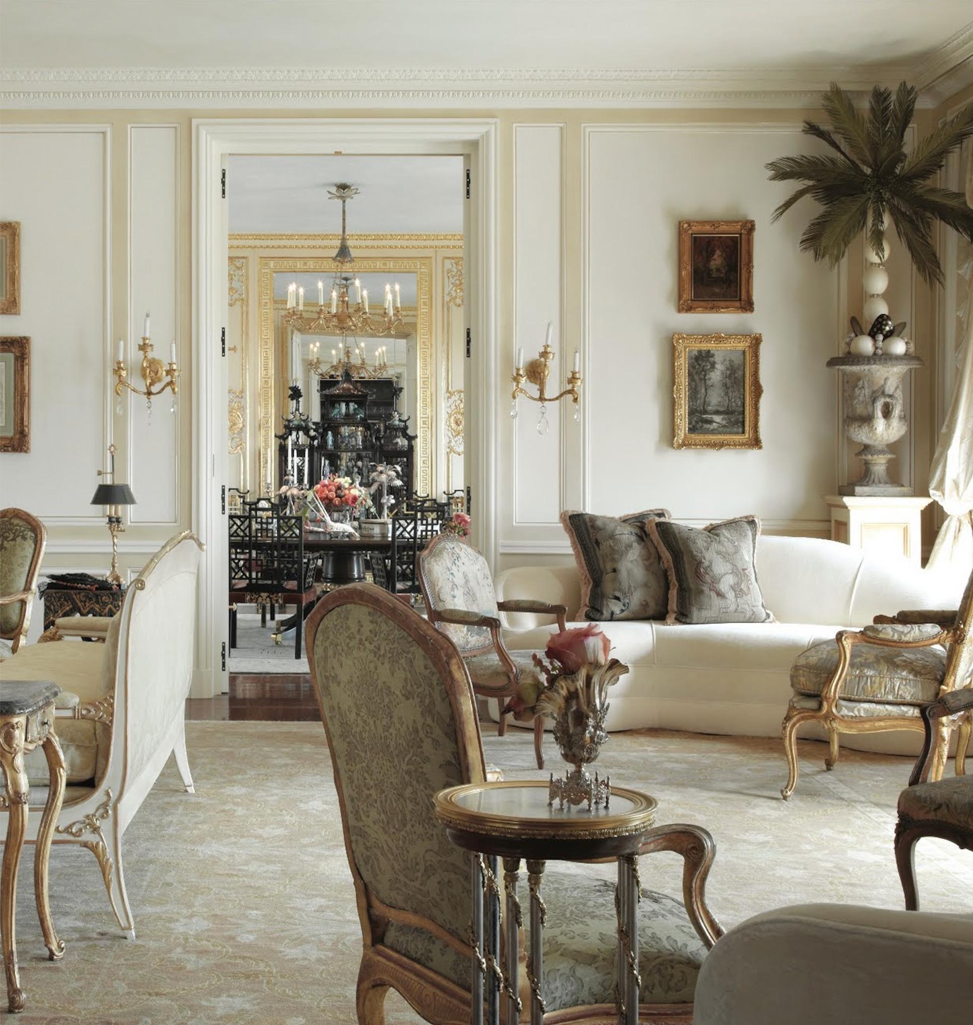 living room  at 1055 california