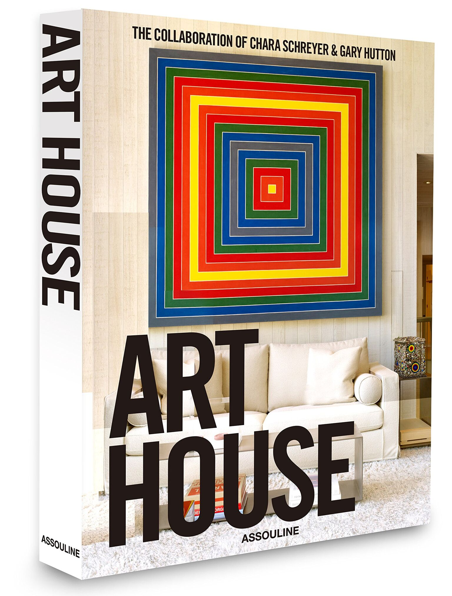 ART HOUSE - Published by Assouline