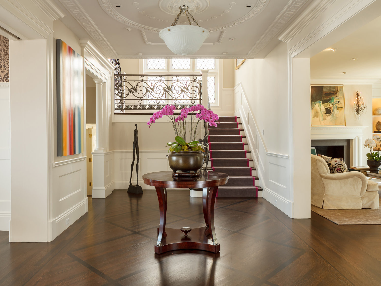 PACIFIC HEIGHTS - PRIVATE SALE - $13,500,000