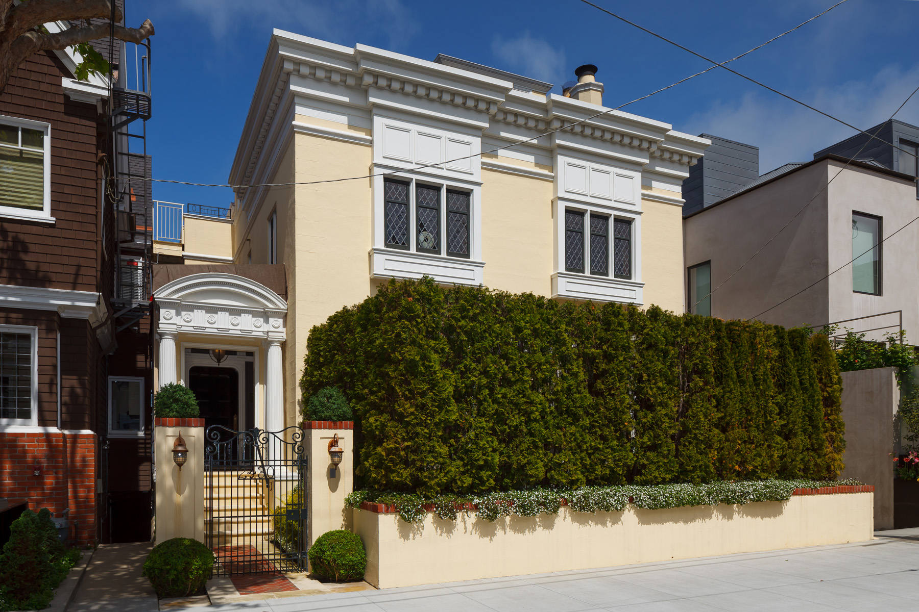 Pacific heights View - 2430 Broadway - $11,000,000