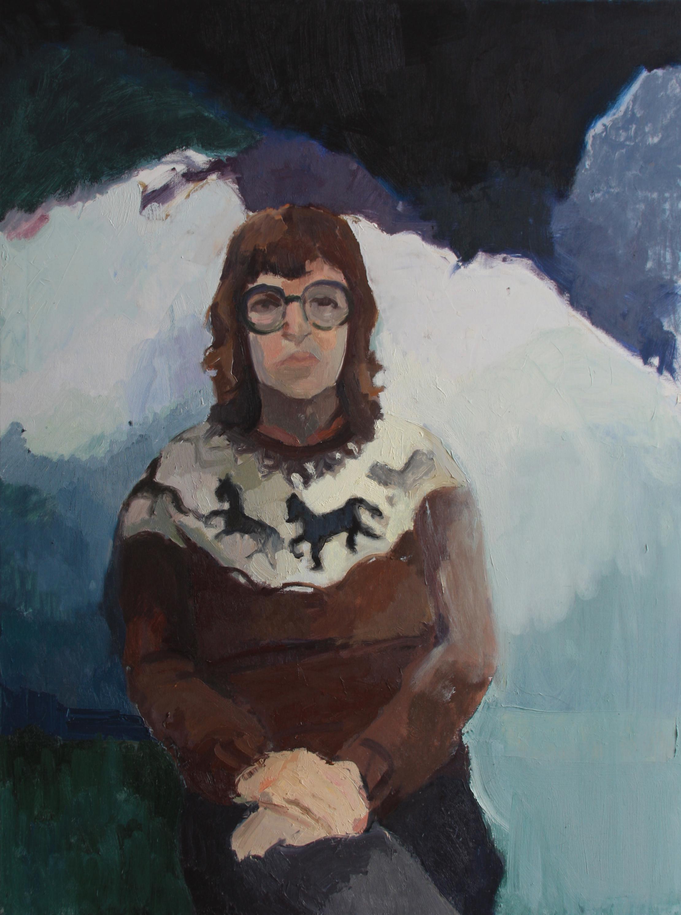 Rachel's Sweater (Storm Herd)