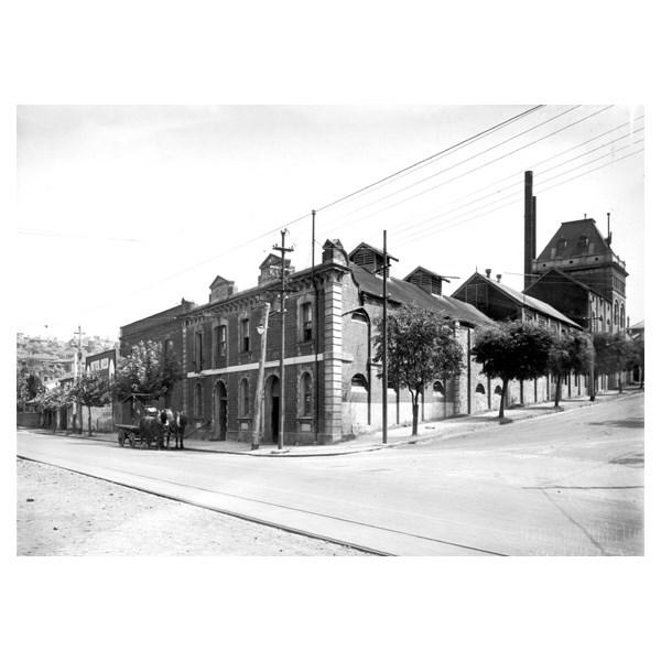 Original Emu Brewery (Pre-1938)