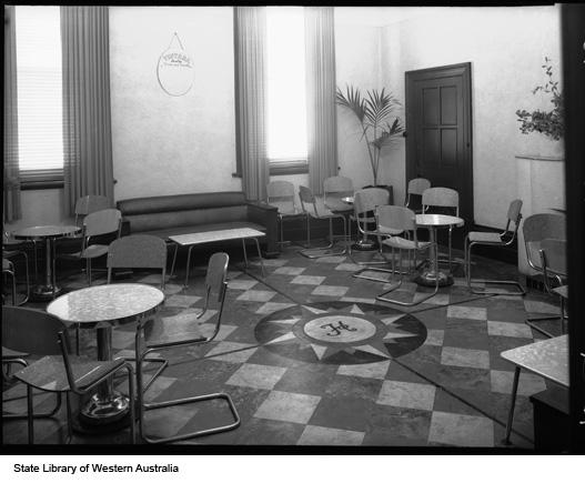 Lounge Area, 1953