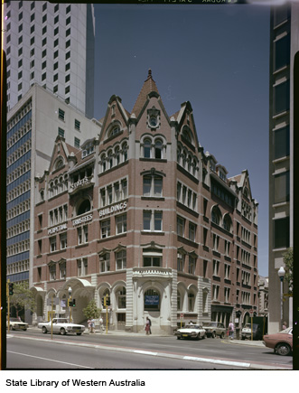 Perpetual Trustees Building, 1979