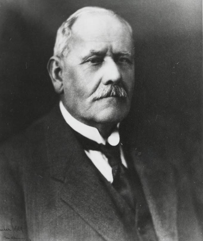 Leonard Sydney Henry Stott, head of Stott & Hoare.