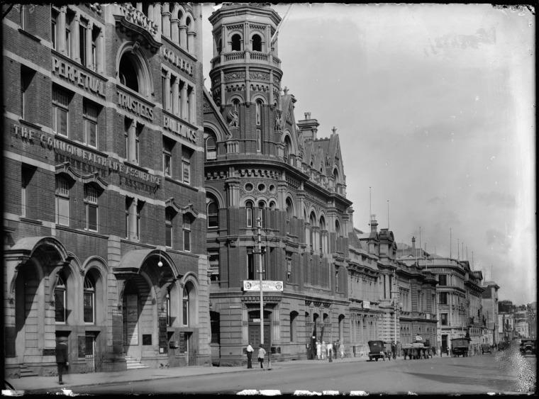 Perpetual Trustee's Building, 1926