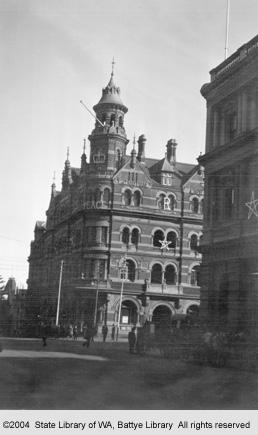T & G Building, 1925