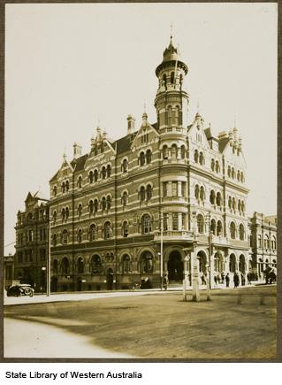 T & G Building, 1928