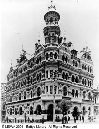 Moir's Chambers, 1898