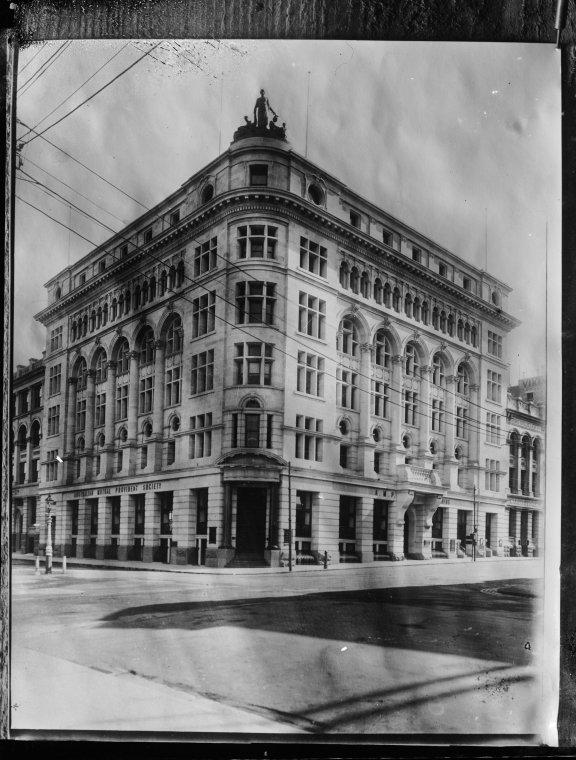 AMP Chambers, ca 1905