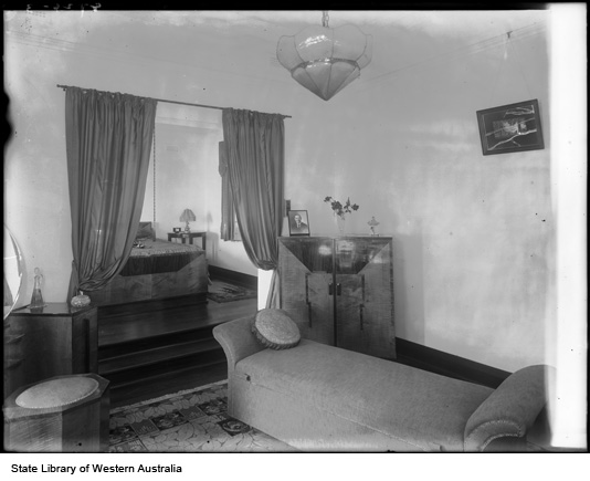 Bedroom, C1935