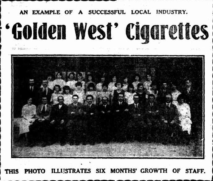 Sunday Times, 22 April 1923