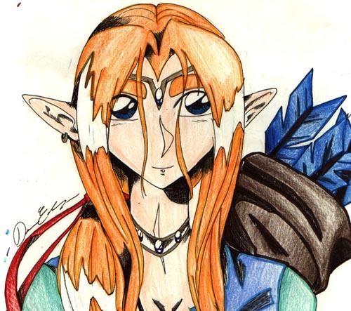 """""""Arrow"""" the Elf 1996"""