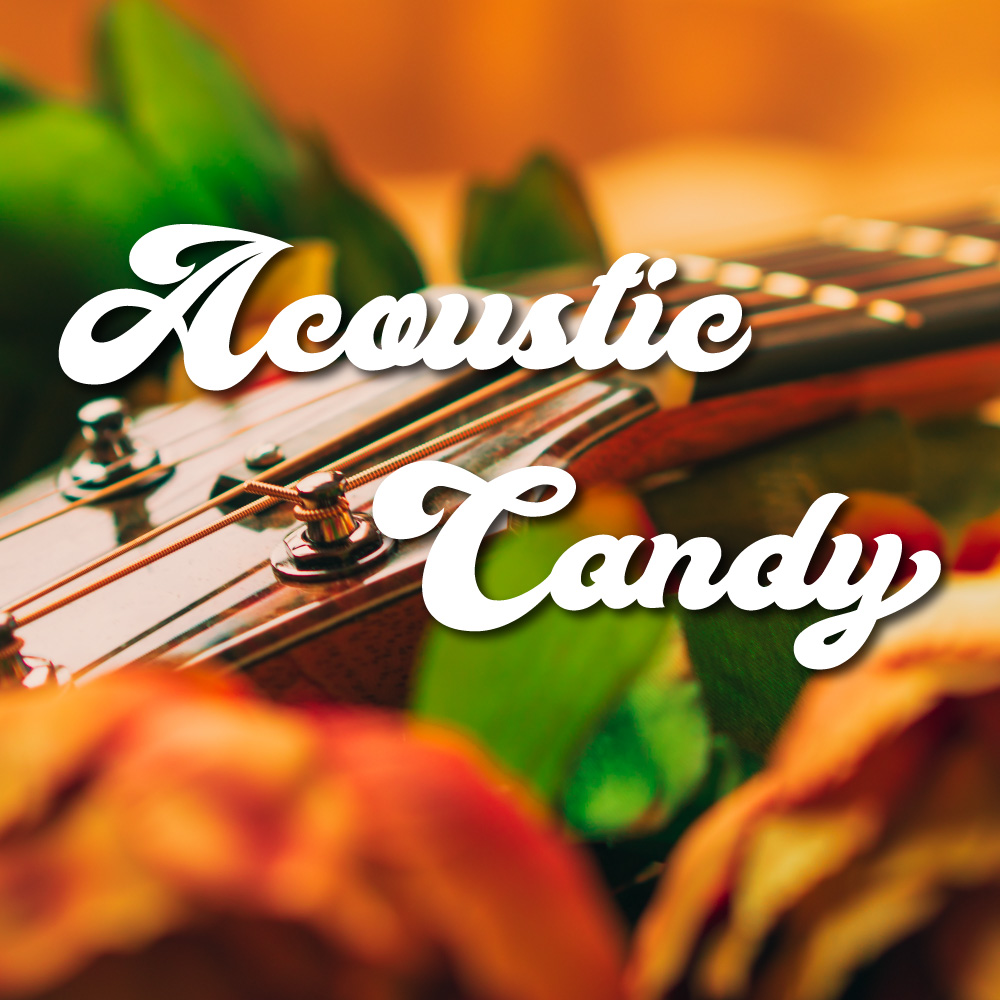 Acoustic Candy  by  Alan Gogoll