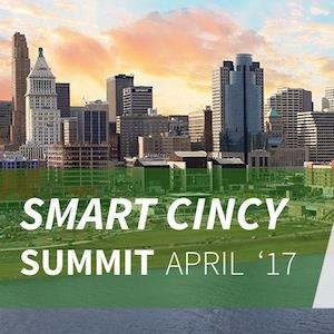 Smart Cincy Summit April 2017