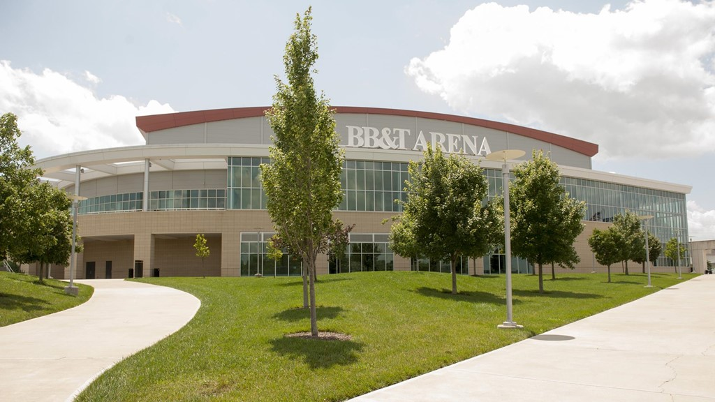 BB&T Arena Midwest IoT Conference