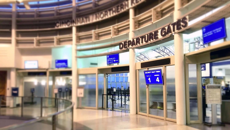CBG Airport Smart Data Solutions